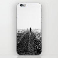 The Runner iPhone & iPod Skin