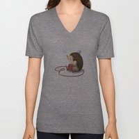 Hedgy Unisex V-Neck