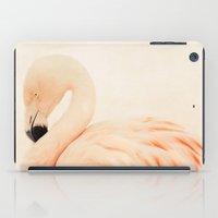 Pink Flamingo iPad Case