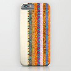 Tribal Stripes iPhone 6 Slim Case