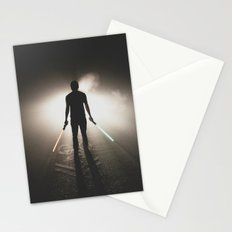 Fate of the Jedi Stationery Cards