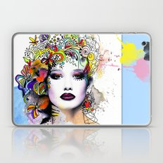 Fantasy Girl Laptop & iPad Skin