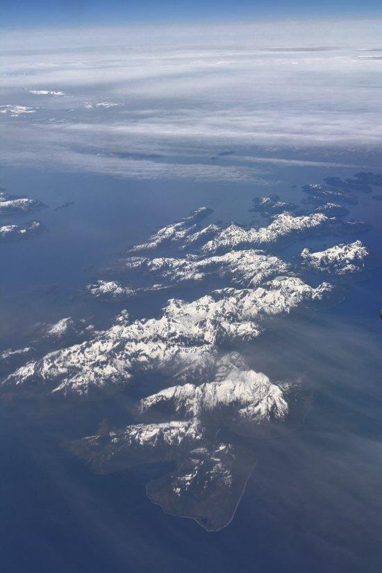 Gulf of Alaska Art Print