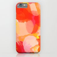 iPhone & iPod Case featuring SUNSET by Rebecca Allen