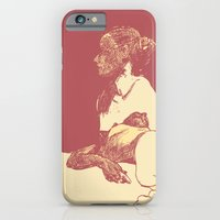 iPhone & iPod Case featuring Gaze - 2 by Arash_illusive