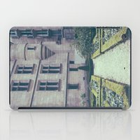 French Garden Maze II iPad Case