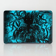 terror from the deep space iPad Case