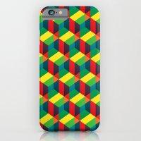 Construct (colour) iPhone 6 Slim Case