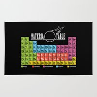 Materia Table Rug