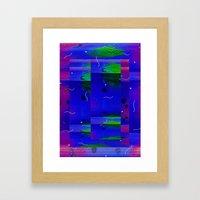 Tintgradé  Framed Art Print