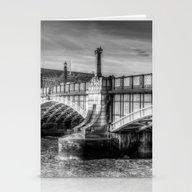 Lambeth Bridge London Stationery Cards