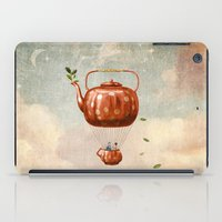 Tea for Two at Dusk iPad Case