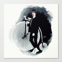Bingicle Canvas Print