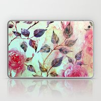 Roses And Splash 2 Laptop & iPad Skin