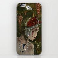 mononoke iPhone & iPod Skin