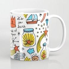 chasing stars and putting them in jars Mug