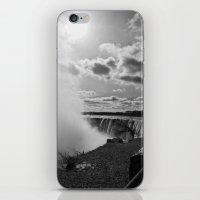 The Falls iPhone & iPod Skin