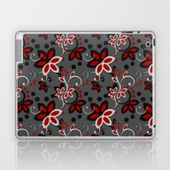 Floral Endeavors Laptop & iPad Skin