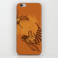 Fencing iPhone & iPod Skin