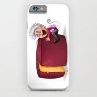 Tea Time Treats - Dormouse iPhone 6 Slim Case