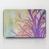Abstract Landscape II iPad Case