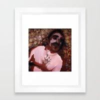 Streben (Strive) Framed Art Print