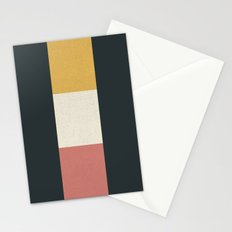 3 Stages Stationery Cards