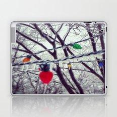 Frozen Lights Laptop & iPad Skin