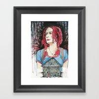 Eternal Sunshine Of The … Framed Art Print