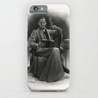 The Omnivorous Reader iPhone 6 Slim Case