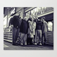 South Tacoma comedians Canvas Print