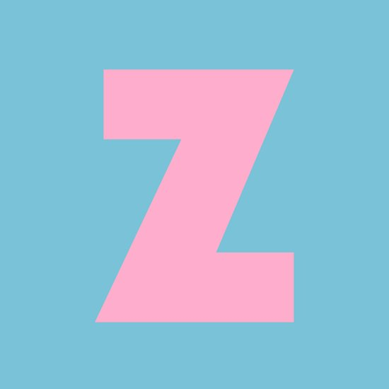 Z is for... Art Print
