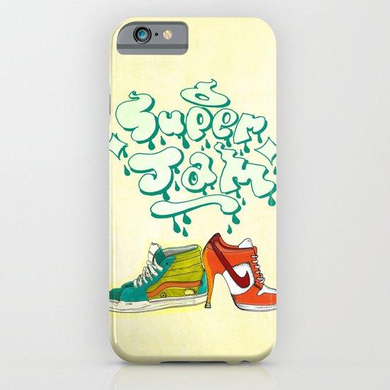 super jam iPhone & iPod Case