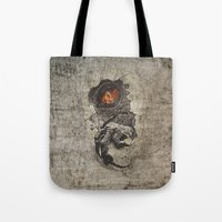 Jurassic Alternate Tote Bag