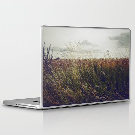 Autumn Field I Laptop & iPad Skin