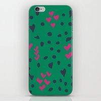 Animal Love iPhone & iPod Skin