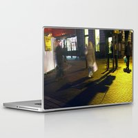 Laptop & iPad Skin featuring Pavement Piece by Serenity Photography