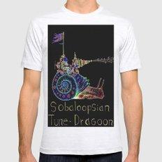 Sobaloopsian Tune-Dragoon  Mens Fitted Tee Ash Grey SMALL