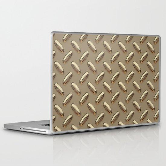 Diamond Plate Laptop & iPad Skin