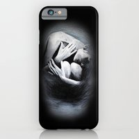 Woman in Black iPhone 6 Slim Case