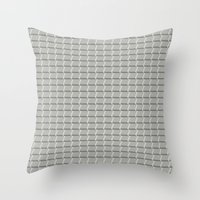 Tile II Throw Pillow