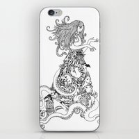 Animal Dress iPhone & iPod Skin