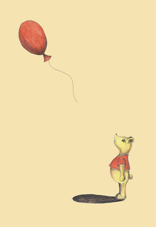 Oh Bother... Art Print