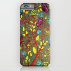 Butterflies-5 iPhone 6 Slim Case