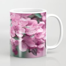 Pink Cherry Blossoms Mug
