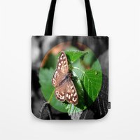 Butterfly Moments Tote Bag