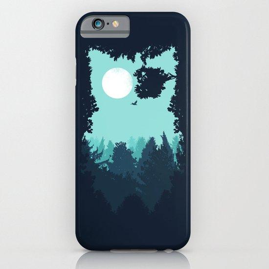 Winter Owl iPhone & iPod Case