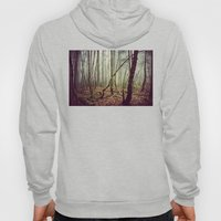 Out In The Woods Today Hoody