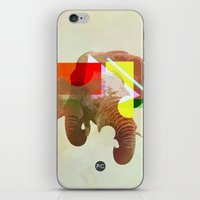 Two of a Kind iPhone & iPod Skin