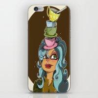 Tea Tyme Y'all iPhone & iPod Skin